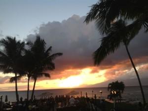 sunset lanai merri