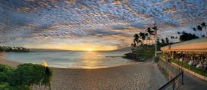 015 NKBR Sea House Sunset by David Watersun