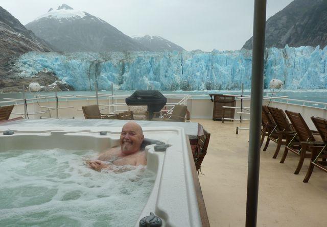 Hot tub Alaska
