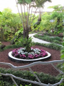 Hilo seaside garden