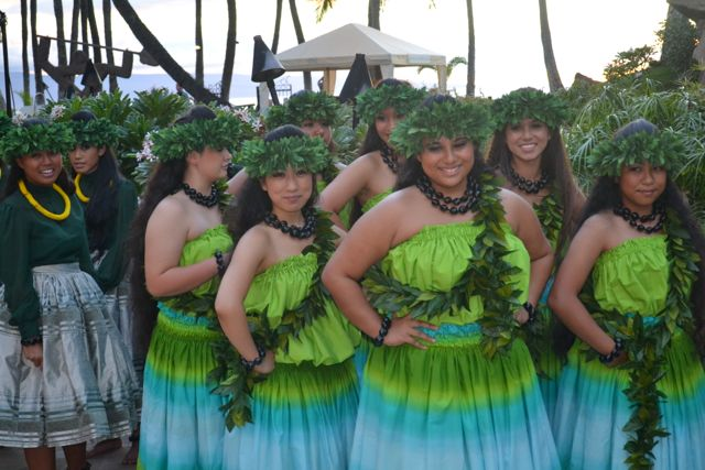 KF Hula Girls
