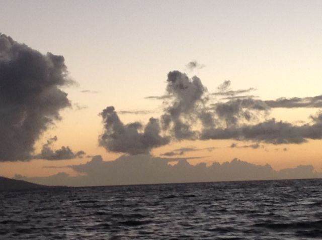 Molokai Ferry Dawn