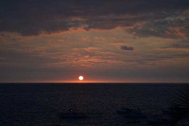 Sheraton sunset