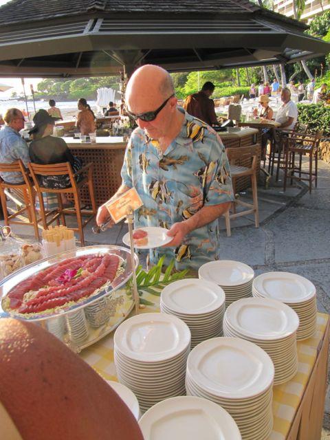 clambake sashimi