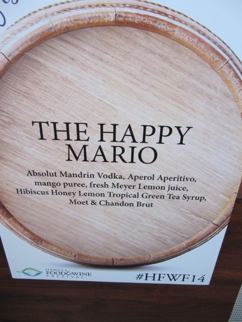 Happy Mario Board