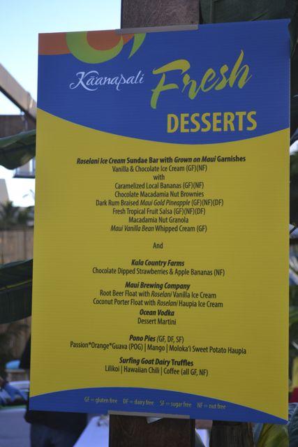 KF Desserts
