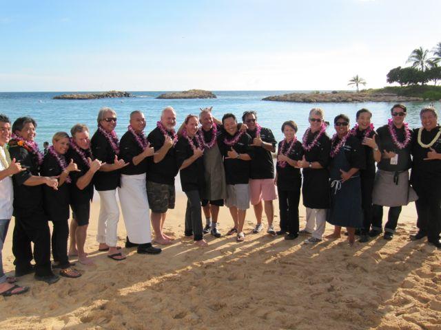 Ko Chefs beach