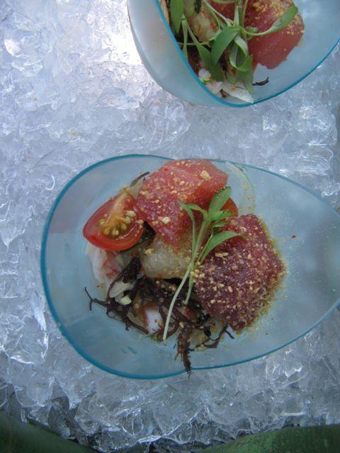 Nobu Hi Syle Ceviche