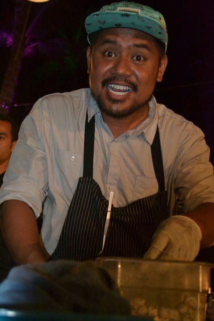 chef sheldon smiles